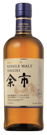Nikka Yoichi Single Malt - 45%vol 1x0,70L - Japan Single Malt Whisky