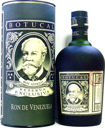 Rum Botucal Reserva Exclusiva  12 Jahre mit Geschenkbox 40%vol 1x0,70L