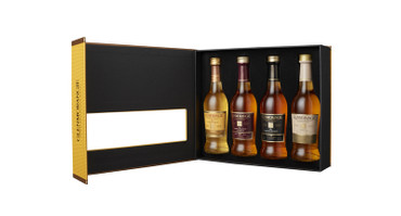 GLENMORANGIE TASTER PACK - Single Highland Malt Scotch Whisky 4x0,10L – Bild 2