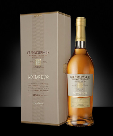 GLENMORANGIE THE NECTAR D'ÒR - Single Highland Malt Scotch Whisky 46%vol 1x0,70L