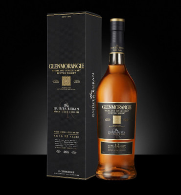 GLENMORANGIE THE QUINTA RUBAN- Single Highland Malt Scotch Whisky 46%vol 1x0,70L