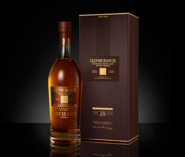 GLENMORANGIE 18 YEARS OLD - Single Highland Malt Scotch Whisky 43%vol 1x0,70L – Bild 1