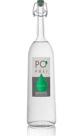 Grappa Po' di Poli Elegante 0,7l 40%vol.