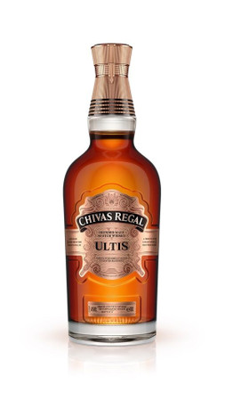 Chivas Regal ULTIS – Luxus Blended Malt Scotch Whisky 40%Vol. 1x0,7L