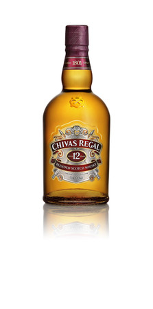 Chivas Regal 12 year old –  Premium Blended Scotch Whisky 40%Vol. 1x0,7L – Bild 2