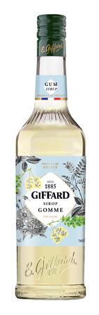 GIFFARD Bar Sirup 1,0 l - Sirup ORANGENBLÜTEN - Mixen /  Mixgetränke / Cocktails