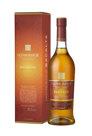 GLENMORANGIE BACALTA - Single Highland Malt Scotch Whisky 46%vol 1x0,70L