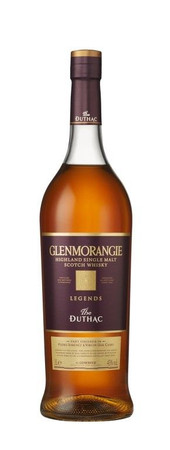 GLENMORANGIE The Duthac - Single Highland Malt Scotch Whisky 43%vol 1x1,0L