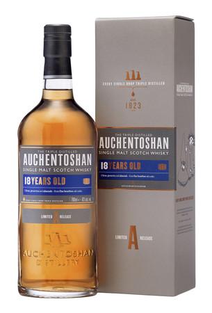 AUCHENTOSHAN 18 Jahre -  Single Lowland Malt Whisky 43% 1x0,70L