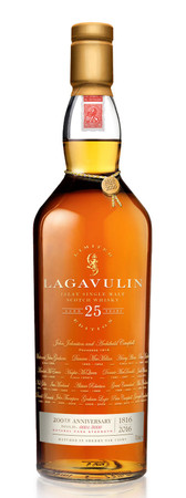 LAGAVULIN 25 Jahre 51,7% Vol 1x0,7L Single Islay Malt Whisky – Bild 2