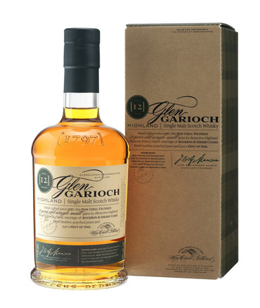 GLEN GARIOCH 12 Jahre -  Single Highland Malt Whisky 48% 1x0,70L