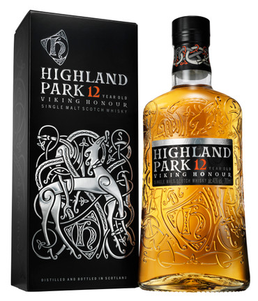 HIGHLAND PARK 12 Jahre - Orkney Island Single Malt Whisky 40% 1x0,70L – Bild 1