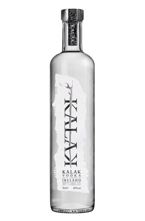 KALAK - IRISH SINGLE MALT VODKA 1x0,7L 40% vol. – Bild 1