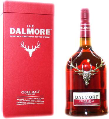 DALMORE CIGAR MALT - Single Highland Malt Scotch Whisky 44%vol 1x0,70L