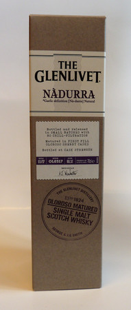 The Glenlivet Nadurra Oloroso Single Malt Whisky 1x0,7L - 60,3%Vol. Batch OL0317 – Bild 1
