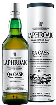 LAPHROAIG QA Cask -  Single Islay Malt Whisky 40% 1x1,00L