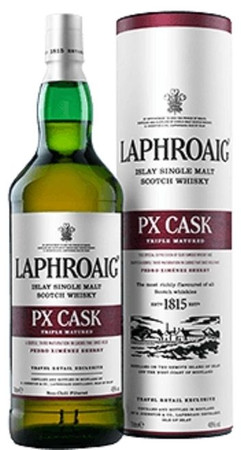LAPHROAIG PX Cask -  Single Islay Malt Whisky 48% 1x1,00L