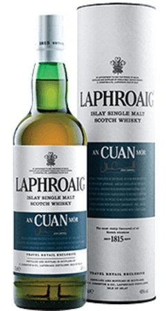 LAPHROAIG AN CUAN MOR -  Single Islay Malt Whisky 48% 1x0,70L