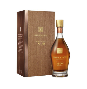 GLENMORANGIE Grand Vintage Malt 1990  - Single Highland Malt Whisky 43%vol 0,7L – Bild 1