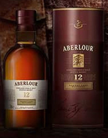 ABERLOUR 12 Jahre Sherry Cask Matured -SINGLE MALT SCOTCH WHISKY 1x1,0L 40% vol.