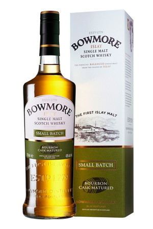 BOWMORE Small Batch -  Single Islay Malt Whisky 40% 1x0,70L