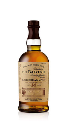 THE BALVENIE 14 Years Caribbean Cask 40% Vol. 1x 0,7L Single Malt Scotch Whisky