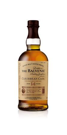 THE BALVENIE 14 Years Caribbean Cask 40% Vol. 1x 0,7L Single Malt Scotch Whisky