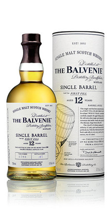 Balvenie 12 Jahre Single Barrel First Fill 0,7l 47,8% Single Malt Scotch Whisky