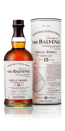 Balvenie 15 Jahre Single Barrel Sherry Cask 0,7l 47,8% Single Malt Scotch Whisky