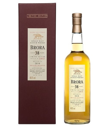 BRORA 38 Jahre Special Releases 2016  48,6% Vol 1x0,7L Single Malt Whisky