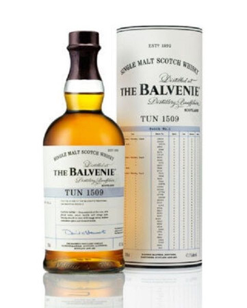 Balvenie Tun 1509 Batch 3 0,7l 52,2% Single Malt Scotch Whisky