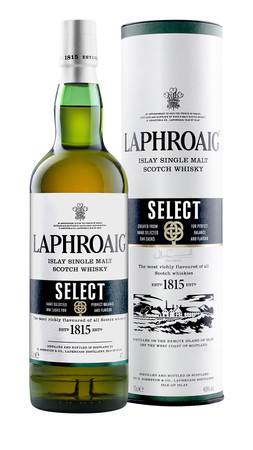 LAPHROAIG SELECT -  Single Islay Malt Whisky 40% 1x0,70L