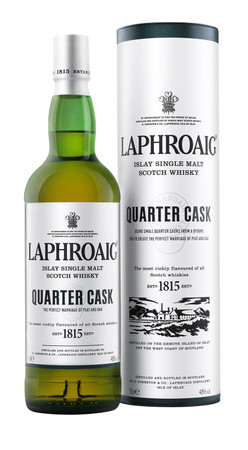 LAPHROAIG QUARTER CASK -  Single Islay Malt Whisky 48% 1x0,70L