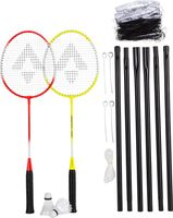 TECNOPRO Badminton-Set Beach Speed 200 2 Pla