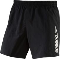 SPEEDO SCOPE 16 WSHT AM BLACK/WHITE Herren