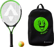 TECNOPRO Ki.-Tennis-Schläger Bash 21 w Backp Kinder