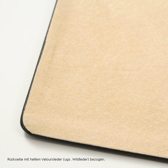 Schreibtischauflage Nappa Leder 70x50 cm – Bild 3