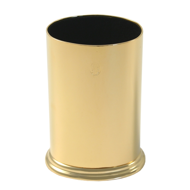 El Casco Brillenständer Stifteköcher M652L Gold