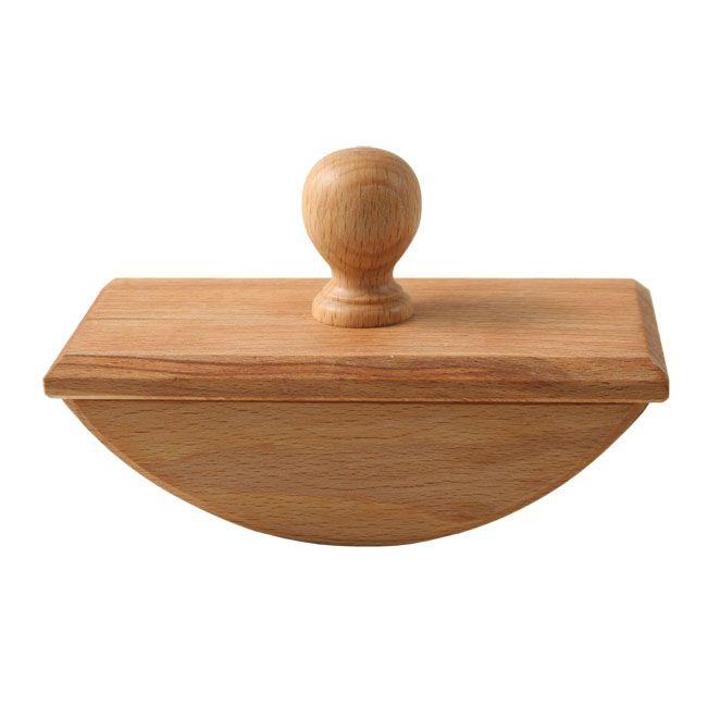 Holz Tintenlöscher Buche natur