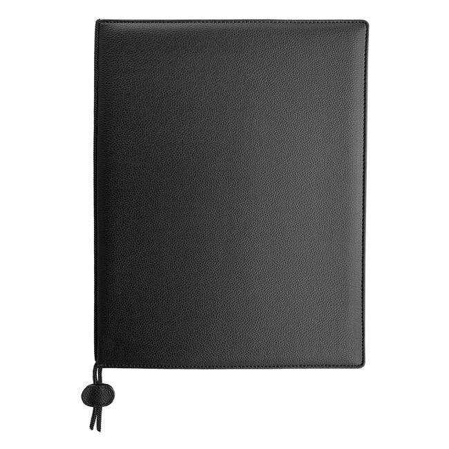 A4 Urkundenmappe schwarz