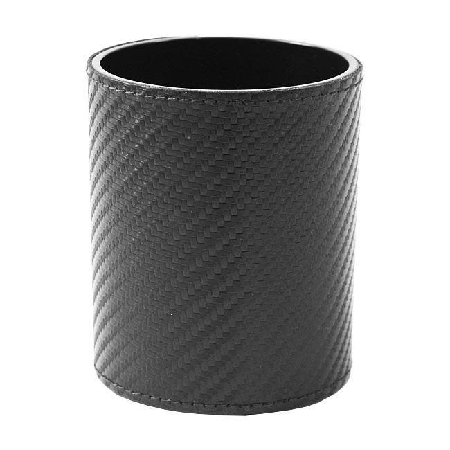 Stifteköcher Carbon Leder – Bild 1