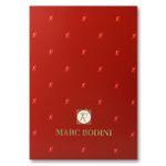 Marc Bodini A5 Notizblock weiß 001