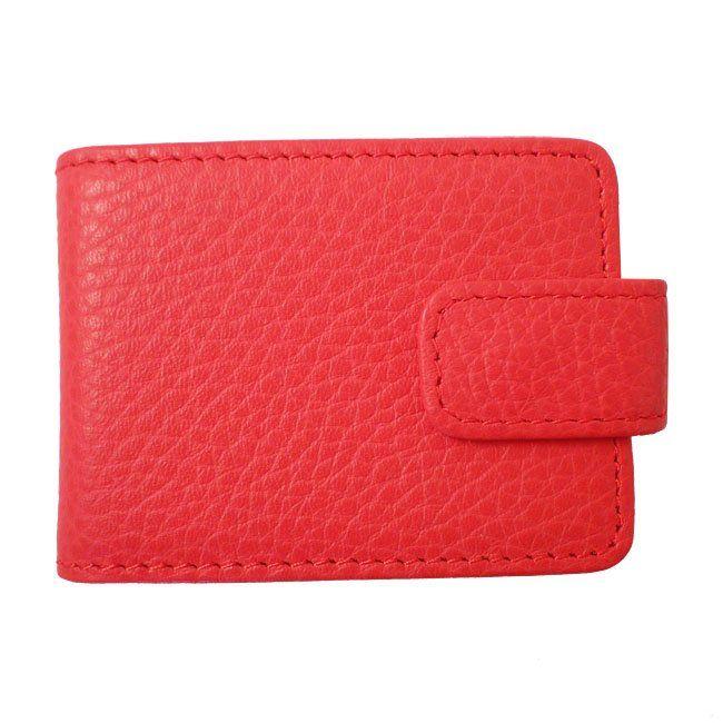 USB Stick Lederetui rot – Bild 1