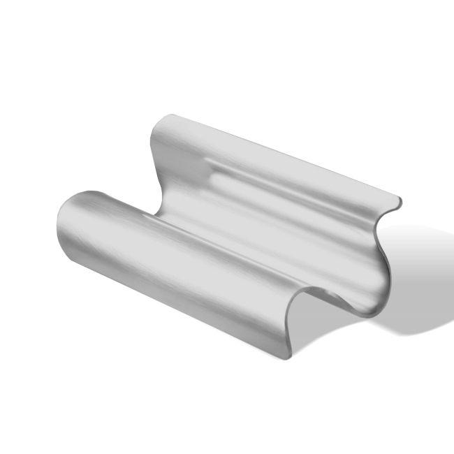 Visitenkartenständer Steel Edelstahl – Bild 1