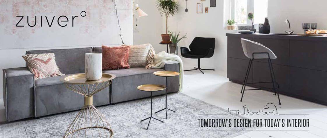 Zuiver Möbel und Lampen