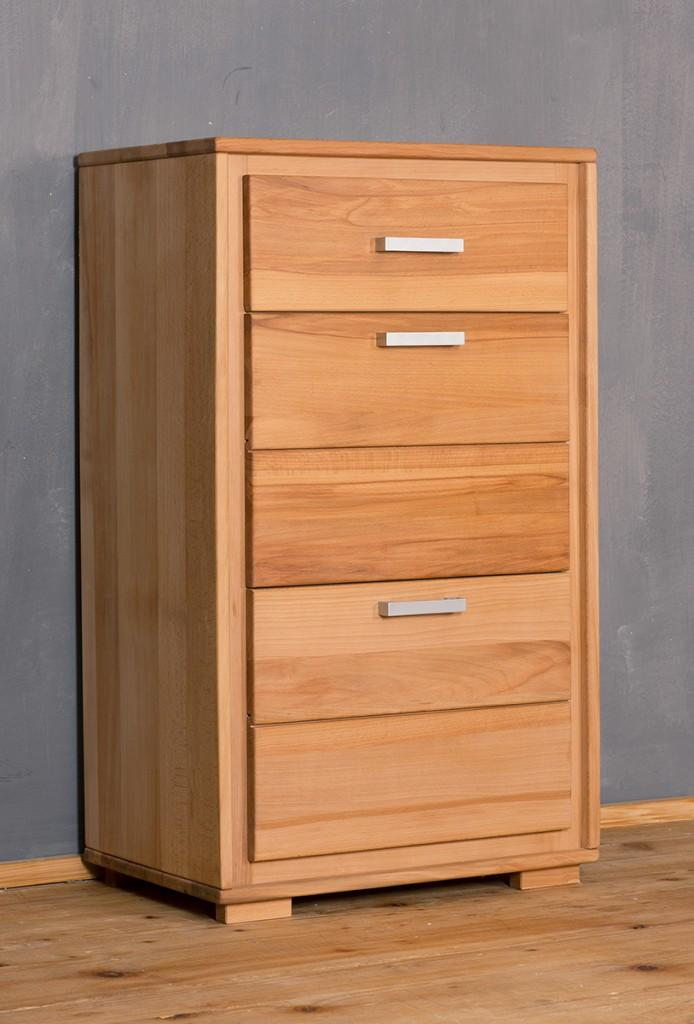 schuhschrank schuhkipper genf 61 cm kernbuche massiv ge lt. Black Bedroom Furniture Sets. Home Design Ideas