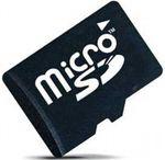 Speicherkarte Kingston 32GB mit Adapter
