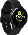 Samsung Galaxy Watch Active R500 schwarz 002