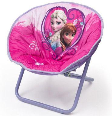 Eiskönigin Elsa Klappsessel Sessel Kindersitz Klappstuhl Disney Frozen 85850FZ