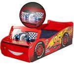 Disney Cars Qualitäts Kinderbett Kinder Bett McQueen Kinderzimmer Autobett 452CA 001